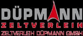 Zeltverleih Düpmann Logo